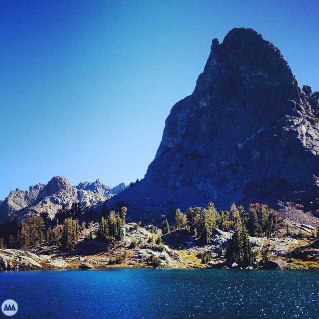Gotta love the High Sierras. How did you Labor Day? #GNARCISSISTIC #minaretlake #mammothstories