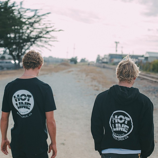 ~Feeling like Fall @carloscarp @deadendkid ~ PC @mollylouphoto #SantaCruz