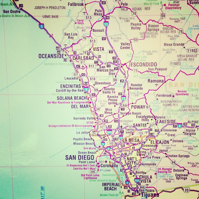 Matuse loves San Diego #lovematuse