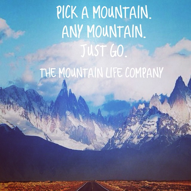 "pick a #mountain any mountain just go #adventure in Chaltén #argentina  #backcountry #TravelThursday ""What's Your #MountainLife?"" #travelgram #backcountry #bouldering #basejumping #camping #cycling #climbing #flyfishing #gowhereyoudontbelong #hiking..."