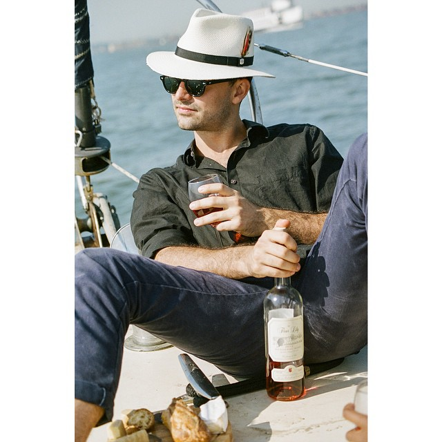 The Truman, worn here by @ianlongwell, is a genuine Panama straw woven fedora, perfectly suited for #fineliving. Find one for yourself today at coalheadwear.com, now 40% off |