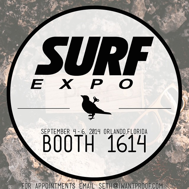 Attending @surfexpo this week?  Stop by Booth 1614!! #surfexpo