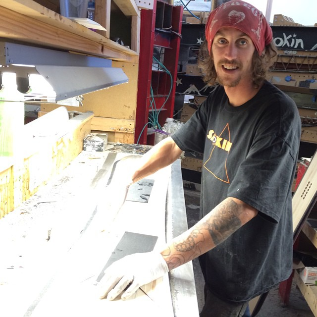 How many riders make lay up their pro model boards ? In USA ? @laneknaack has worked with us for the last 7 years - our new decks are the best quality to date #less than1%blemiswhatsgood #forridersbyriders #handmadelaketahoe