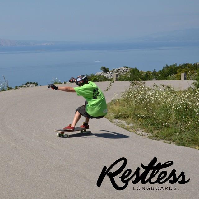 Lev skatetrip to Croatia. #restlessboards
