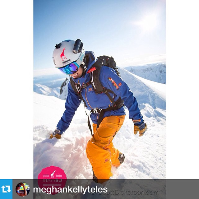 California Regional Coordinator Meghan Kelly tells us how it is. #IAmSJ #Repost from @meghankellyteles with @repostapp --- What compels me to spend a large chunk of my time as a volunteer for @shejumps? With our precious planet on the brink I truly...