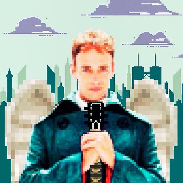 El angel electrico que sobrevuela la ciudad de la furia