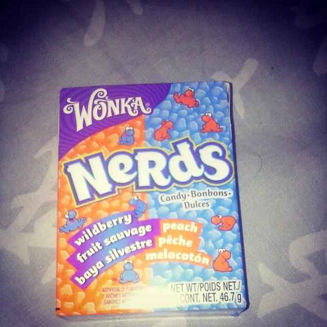 Oh me hicieron la noche #nerds #wonka #foodporn #perfect