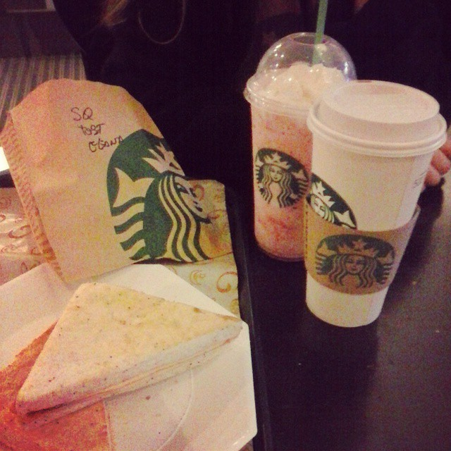 Altos gordos #starbucks #fat  #love #jam #cheese #gordosmal