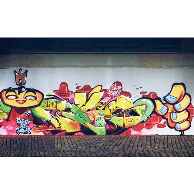 Y sobre todo.. Arte #graffiti  #street #urban #art #wall