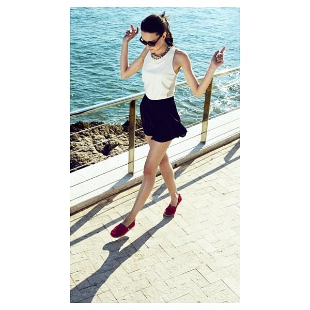 Look Paez del día! Ph. by @eduforte. Como llevan sus paez? Compartinos con #lookpaez #paezshoes #LookOfTheDay #fashion #shoes