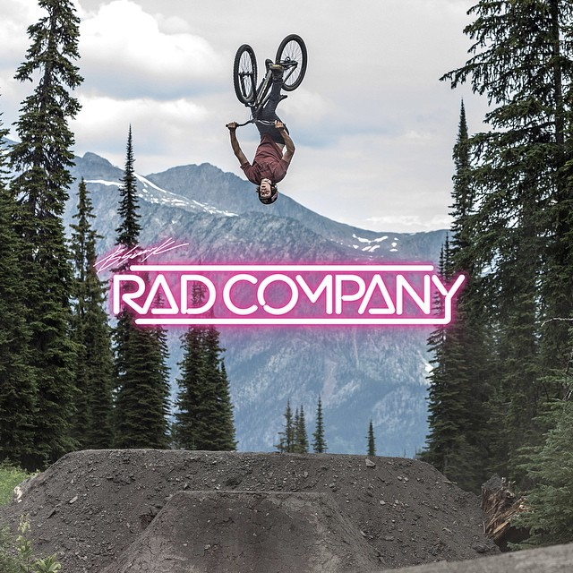 @redbulltahoe premiere of #RADCompany at #Ca89 Tonight!