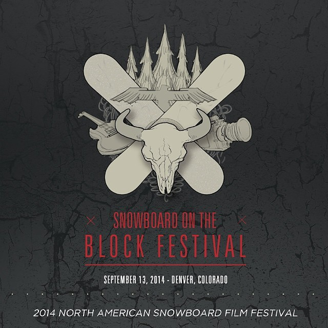 This time next week, we'll be chillin' at Snowboard on the Block.  Come kick it with us in Downtown Denver!