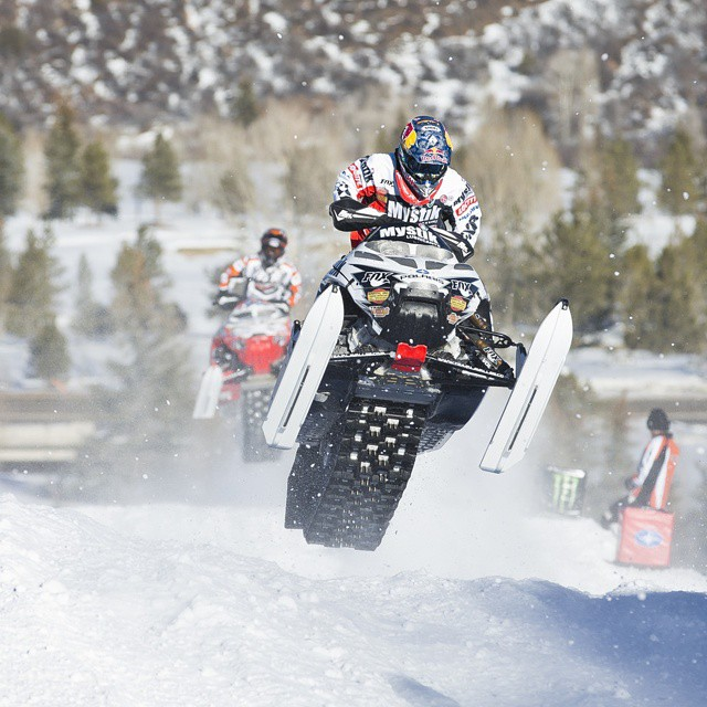 Levi LaVallee retired from AMSOIL Championship Snocross today, but he will compete at X Games Aspen.  Click the link on our profile page for the full story. (Photo via @espn_images)