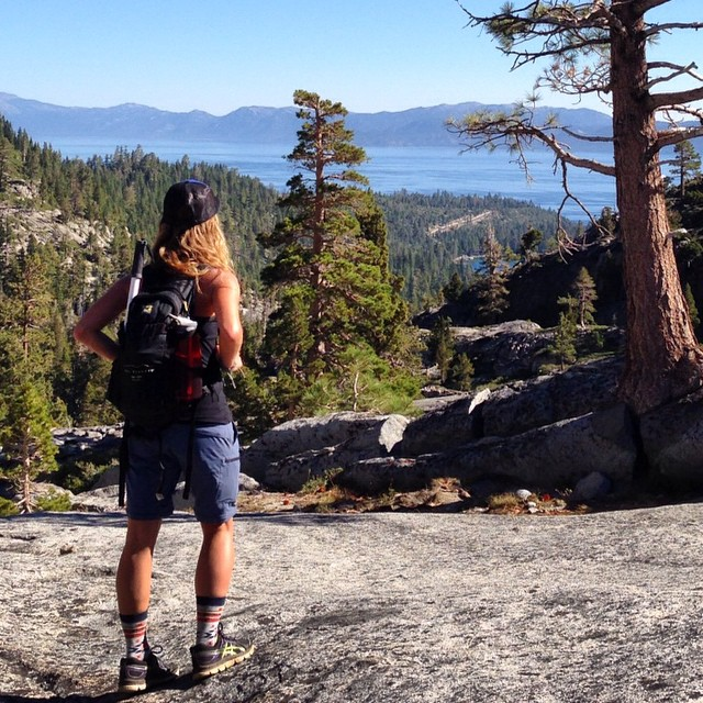 """Another gorgeous weekend in the mountains comes to a close - feeling pretty lucky right about now - lived this lesson """"the journey is the destination"""" like never before thanks to @mcelberts ("""