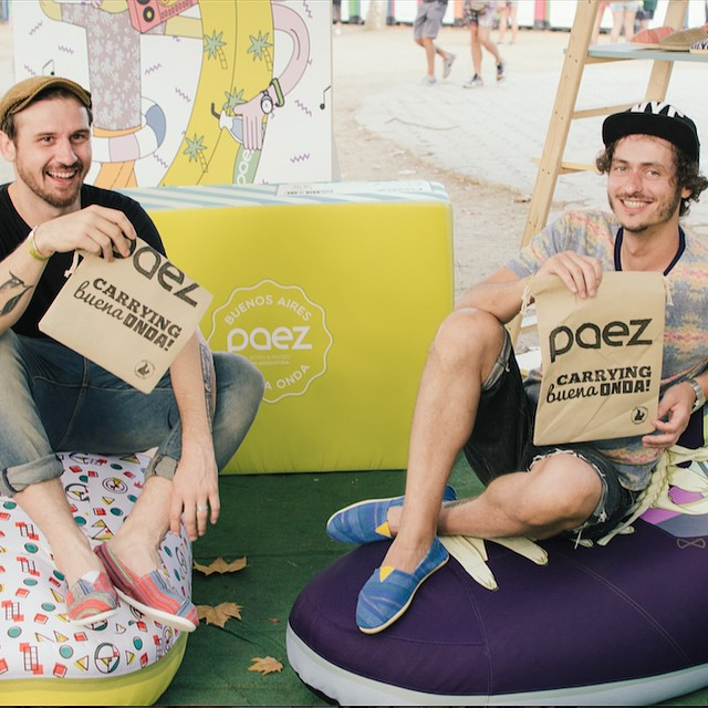 Some #Paez chilling with our friends from #HivernDiscs, djs Kresy & Manpower.