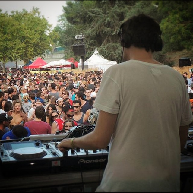 We had a great time yesterday! Thanks #piknicelectronicBCN!!