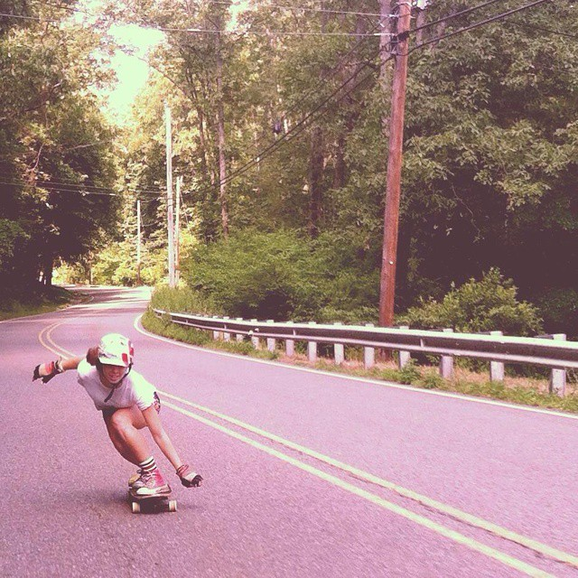 Go to www.longboardgirlscrew.com and check our Longboard Girls Crew USA shredder @lewis_molly is back with a fun edit. Go Molly!!! #longboardgirlscrew #girlswhoshred
