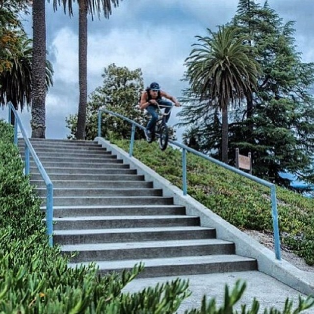 One of my favorite shots of team rider @corysun shot by @kappleguard. #bmx #riderowned #california #fdvclothing
