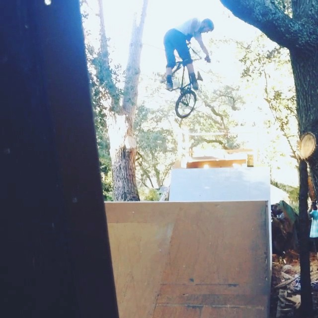 #BBQ and #BMX! The #fdvclothing ramps are in full swing! #bmxfam #riderowned #california