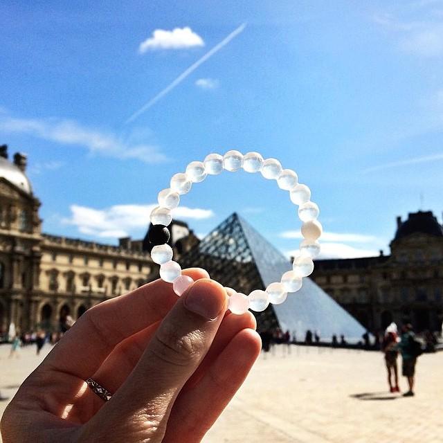 Paris is always a good idea #livelokai  Thanks @sjanaelise
