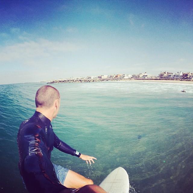 Newport Beach Lifeguard Alex Swanson @alex__swanson Going Left In His Ch. 1 Top #lovematuse