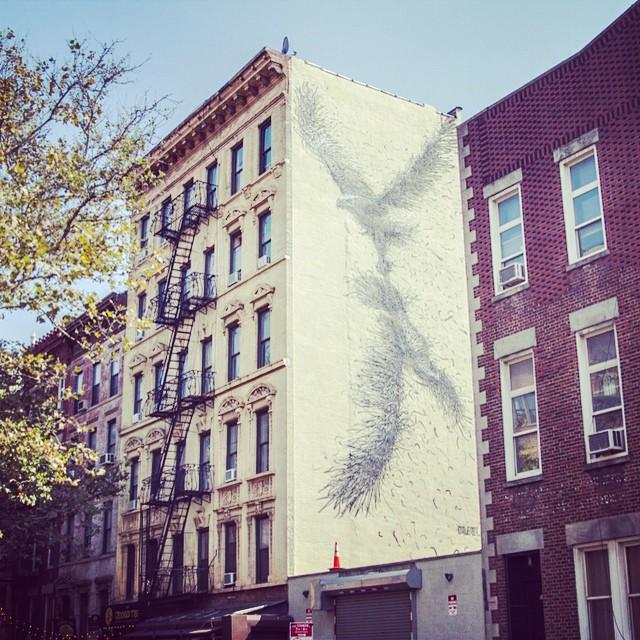 Daleast Mural, L.E.S. art + function #lovematuse