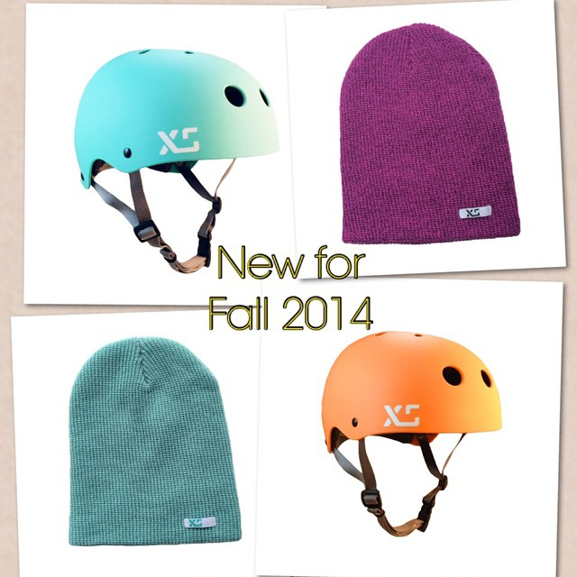 Soft, slouchy beanies and new colours for Fall/Winter 2014! #seaglass #magenta #apricot #xshelmets #forgirlswhoride