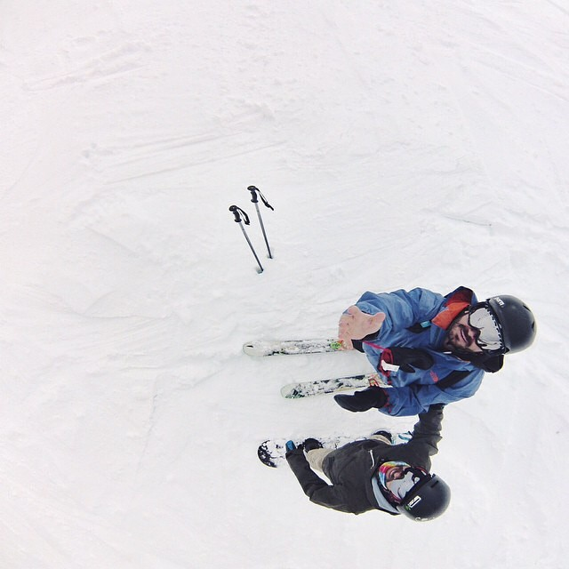 Listen to the kids on shred . #ski + #snowboarding @rpirovano  #discoverpack #mafiacreativestudio