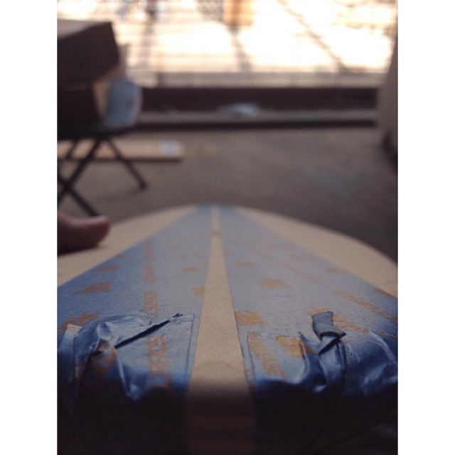 Staining up some boards. #handmade #skateboards #handmadeskateboard #nashville