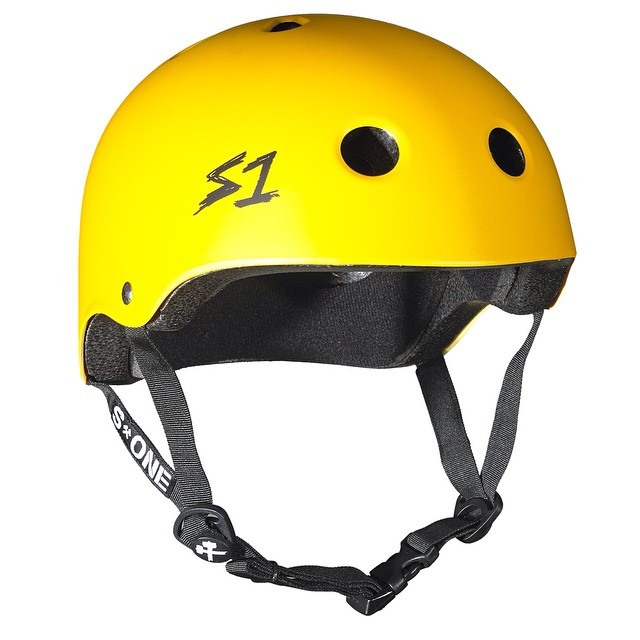 S1 Lifer Helmet Color: #Yellow Matte MSRP: $49.95 •Constructed with specially formulated EPS Fusion Foam • 5x more protection than a soft foam skate helmet • Certified multiple impact • Certified high impact • Deep fit design • Interchangeable sizing...
