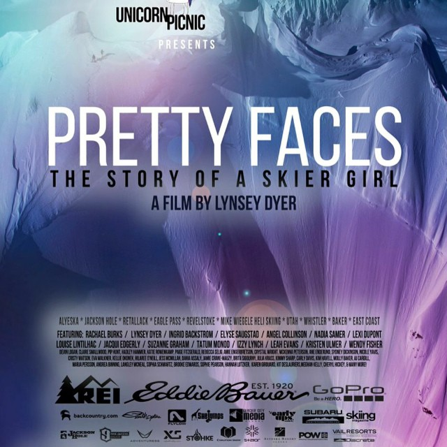 Story of the skier girl: We are excited to announce that @xshelmets is a proud sponsor of #PrettyFaces, an all-girls ski film by @lynseydyer that is going to blow you away! World premiere Sept 30th, 2014 in Boulder, CO. Come to the @bouldertheatre to...