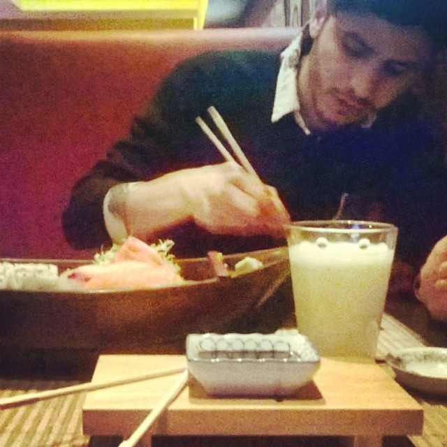 Nuestros antojos de gordo. #sushiNight #dinner