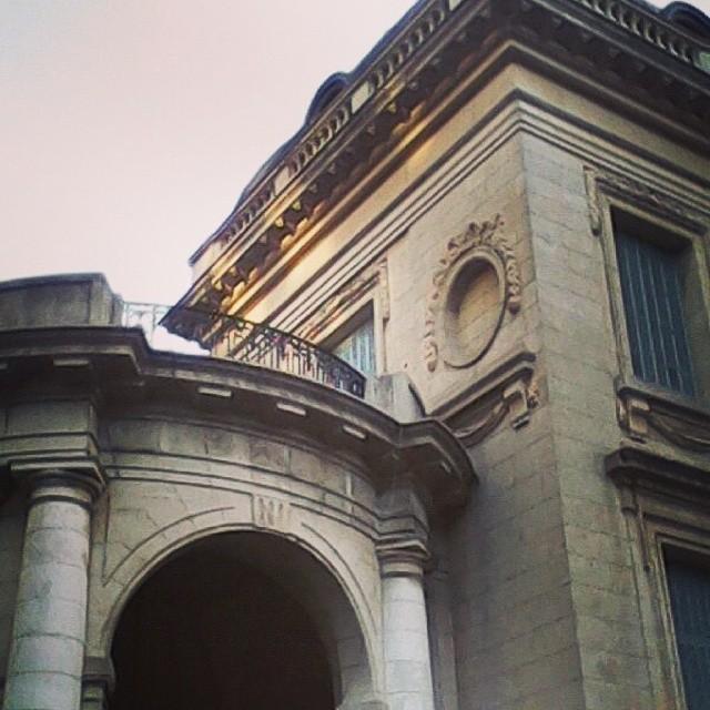 Palacete neoclásico #museo arte decorativo.  #ArtDeco