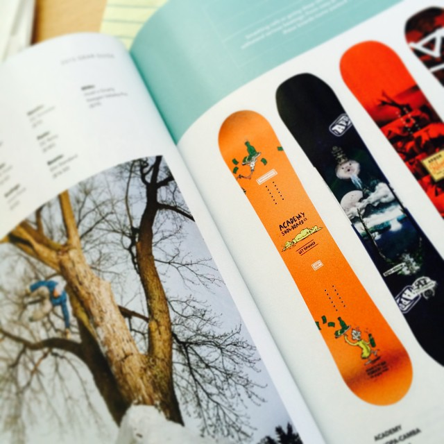 If you haven't already, go grab the @twsnow gear guide and check out our featured board, the #propacamba!! #gethammed #winteriscoming #goodpeople #greatsnowboards #drsuess #goodwood