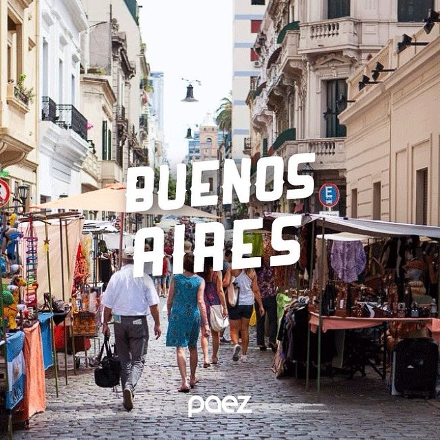Travel near, travel far, be ready to get surprise! Buenos Aires our hometown is ready for you! Porteños, alguna recomendación para quienes nos visitan? #paezshoes #paezweekend #wetrip #buenosaires