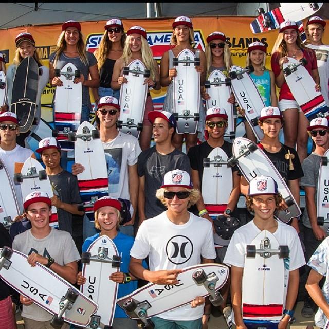 #USA #Surf #Team #love #carver