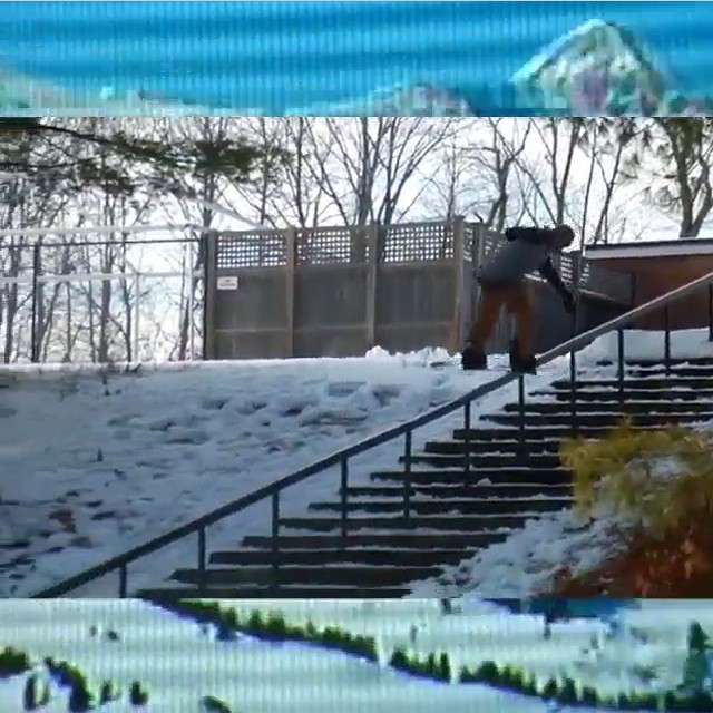 @think_thank almanac is one of  dopest flicks this season. @nial_romanek with a switch backlip  regram @think_thank . #forridersbyriders #handmadelaketahoe