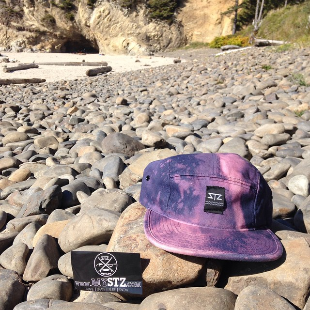 Explore in a custom camper // dropping online late October // Long Gone Fall/winter line // www.mystz.com #stzlife #longgone #5panel #oregon #exploremore #professionaloutsider