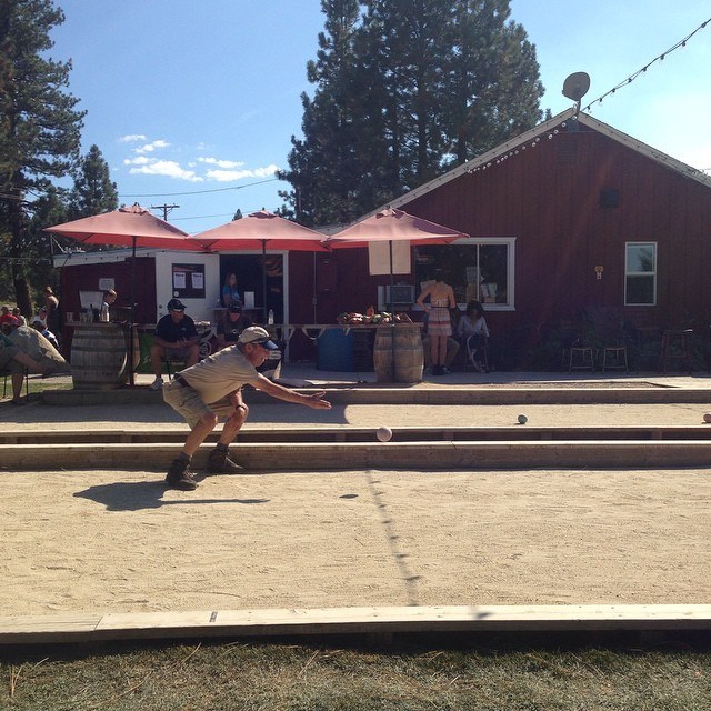 Every Bocce Wang Chung at the 6th annual Bocce Tournament!!