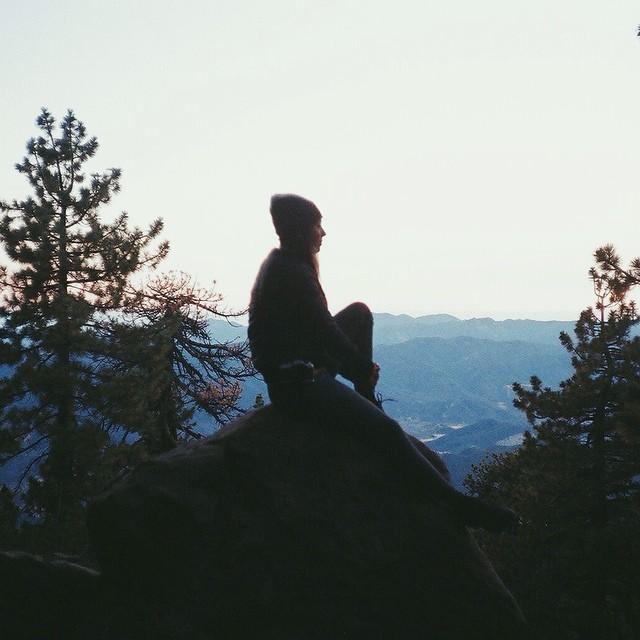 Stillness between the sun and moon, @corina_rose #35mm