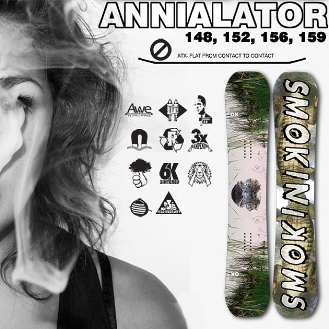 Inspired and designed by Nial Romanek @nial_romanek . The #AnNIALlator features a heel specific sidecut that's easier to turn,a blunted tip/ tail a little higher than our sk8 tips, and ATX (flat camber) for a snappy, predictable pop. This board is...
