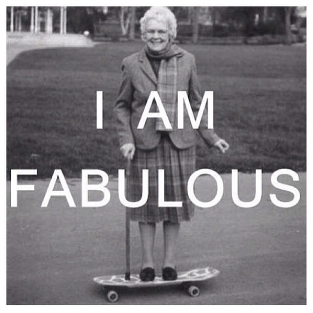 #Monday #pinspiration!  Be FABULOUS today xx
