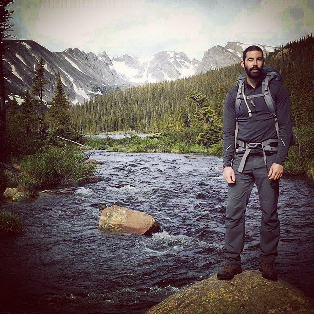"@phantmchameleon featured for our #mountainmen #monday ""What's your #mountainlife?"" show us with hashtag #mountainlifeco #mountainlifecompany #mountainman #coloradogram #gowhereyoudontbelong #adventure #backcountry #biking #cycling #downhill..."