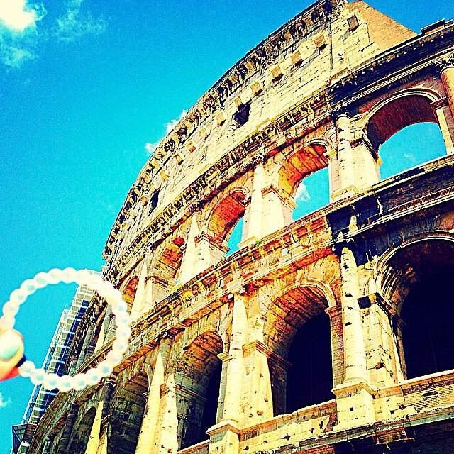 When in Rome... #livelokai #lokaiworld  Thanks @paigebeitlich