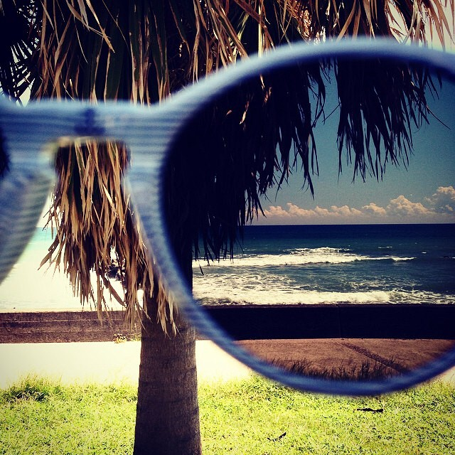 Have you ever looked through polarized lenses? If not, this is what you've been missing. The Hayburn #throughglasseyes