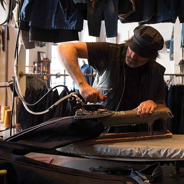 The McNeil SE makes it's FW14 return in a new denim collaboration with #brooklyn based designer @lorencronk. Shop the new style and read more on Loren and this #madeinusa cap at coalheadwear.com | #fineliving