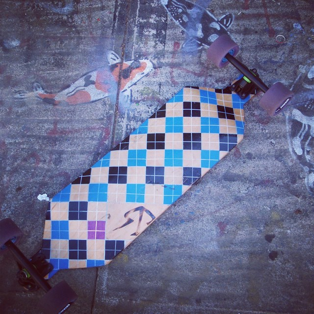 The double drop is sleeping with the fishes #doubledrop #roadrashboards #longboard #cementslippers