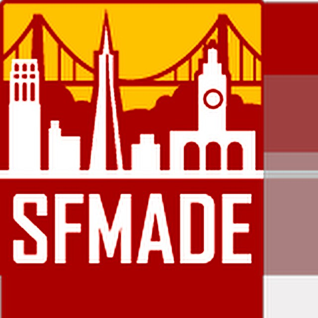 It's official! Proud to be part of the #SFMade family #wooedbywood