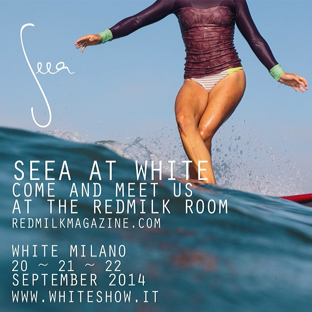 Very excited to announce that this weekend we will be in Milan presenting our spring 2015 line at the @whitetradeshow inside the @redmilkmagazine room. Vi aspettiamo! #seeaspring2015 #seeainitaly