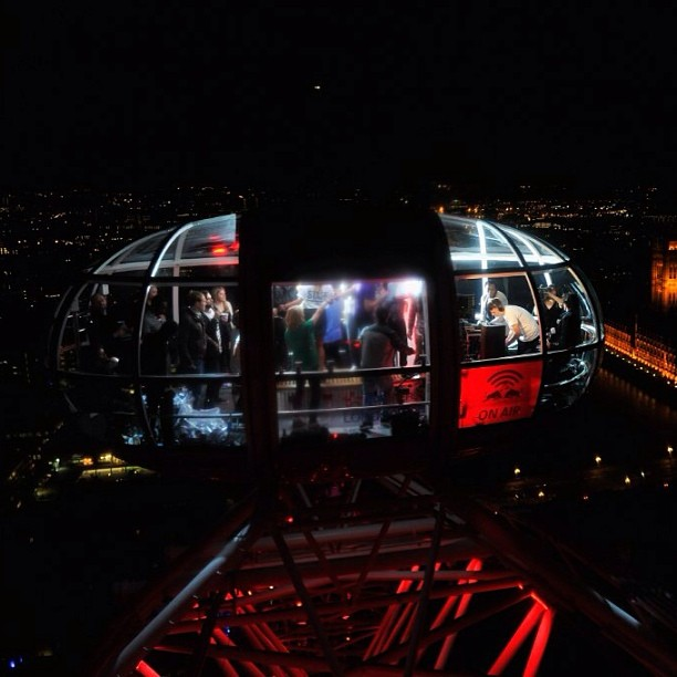 London Eye. 30 Capsules, 30 Stages, 30 Live streams. Who will you be watching tomorrow? #RevsInSound